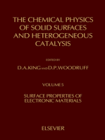 The Chemical Physics of Solid Surfaces and Heterogeneous Catalysis