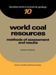 World Coal Resources: Method of Assessment and Result
