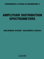 Amplitude Distribution Spectrometers V3