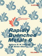 Rapidly Quenched Metals 6