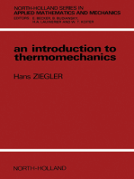 An Introduction to Thermomechanics