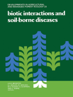 Biotic Interactions and Soil-Borne Diseases