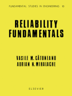 Reliability Fundamentals