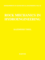 Rock Mechanics in Hydroengineering
