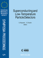 Superconducting and Low-Temperature Particle Detectors