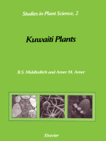 Kuwaiti Plants: Distribution, Traditional Medicine, Pytochemistry, Pharmacology and Economic Value
