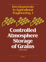Controlled Atmosphere Storage of Grains
