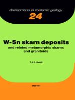 W-Sn Skarn Deposits: and Related Metamorphic Skarns and Granitoids