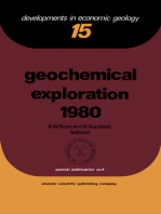 Geochemical Exploration 1980