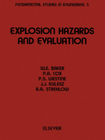 Explosion Hazards and Evaluation