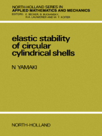 Elastic Stability of Circular Cylindrical Shells