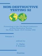 Non-Destructive Testing '92