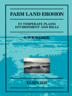 Farm Land Erosion: in Temperate Plains Environments and Hills
