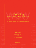 Web Caching and Content Delivery