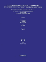 Proceedings of the 11th International Conference on Vacuum Ultraviolet Radiation Physics