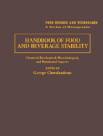 Handbook of Food and Beverage Stability