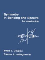 Symmetry in Bonding and Spectra
