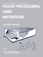 Food Processing and Nutrition