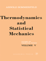Lectures on Theoretical Physics: Thermodynamics and Statistical Mechanics