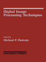 Digital Image Processing Techniques