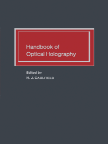 Handbook of Optical Holography