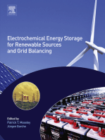 Electrochemical Energy Storage for Renewable Sources and Grid Balancing