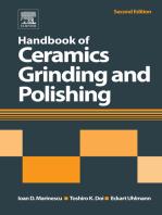 Handbook of Ceramics Grinding and Polishing