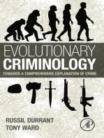 Evolutionary Criminology