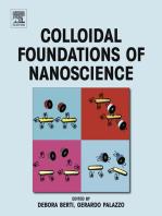 Colloidal Foundations of Nanoscience