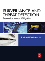Surveillance and Threat Detection