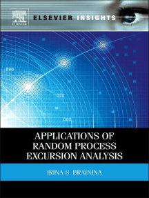 Applications of Random Process Excursion Analysis