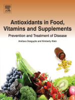 Antioxidants in Food, Vitamins and Supplements