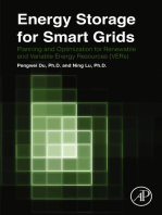 Energy Storage for Smart Grids
