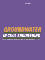 Groundwater in Civil Engineering