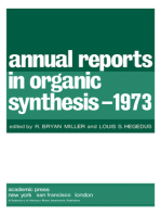 Annual Reports in Organic Synthesis-1973