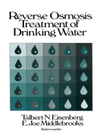Reverse Osmosis Treatment of Drinking Water