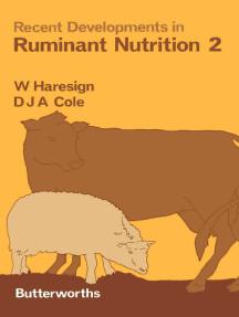 Recent Developments in Ruminant Nutrition – 2