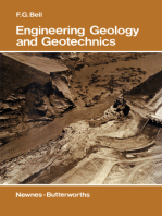 Engineering Geology and Geotechnics