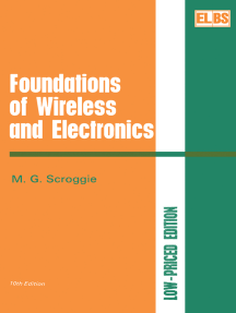 Foundations of Wireless and Electronics