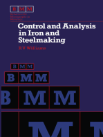 Control and Analysis in Iron and Steelmaking