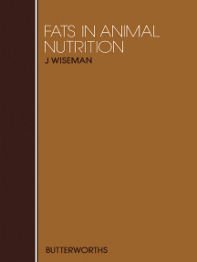Fats in Animal Nutrition
