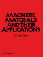 Magnetic Materials and Their Applications