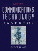Newnes Communications Technology Handbook