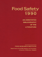 Food Safety 1990