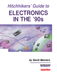 Hitchhikers' Guide to Electronics in the '90s