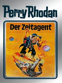 """Perry Rhodan 29: Der Zeitagent (Silberband): 9. Band des Zyklus """"Die Meister der Insel"""""""