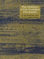 The Inhibition of Fat Oxidation Processes