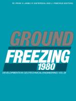 Ground Freezing 1980