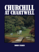 Churchill at Chartwell