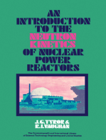 An Introduction to the Neutron Kinetics of Nuclear Power Reactors